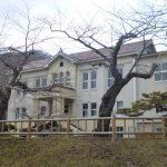 3月に函館公園へ行ってみた