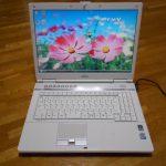 BOOKOFFで買った4980円の富士通パソコン どこまで使える?